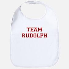 Team Rudolph Red Bib