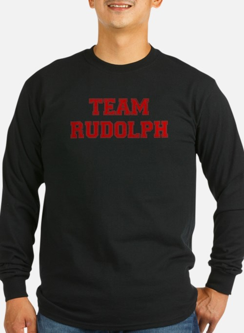 Team Rudolph Red T