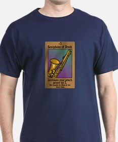 Saxophone of Death T-Shirt