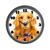 Golden retriever Basic Clocks