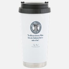 Cute Liberty bell Travel Mug