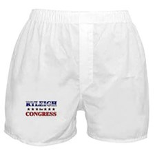 RYLEIGH for congress Boxer Shorts