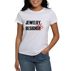 Off Duty Jewelry Designer Tee