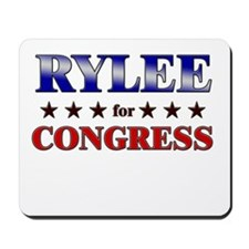 RYLEE for congress Mousepad