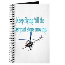 Keep on flyin' - heli Journal