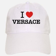 I Love VERSACE Baseball Baseball Cap