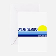 Ionian Islands, Greece Greeting Cards (Pk of 10)