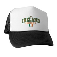 IE Ireland(Eire/Erin)Hockey Trucker Hat