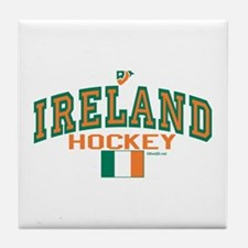 IE Ireland(Eire/Erin)Hockey Tile Coaster