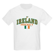 IE Ireland(Eire/Erin)Hockey T-Shirt