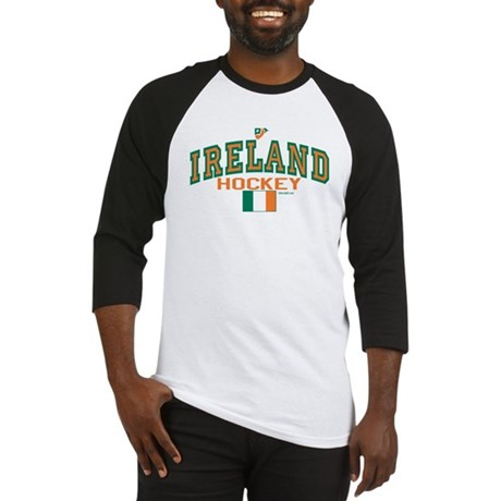 IE Ireland(Eire/Erin)Hockey Baseball Jersey