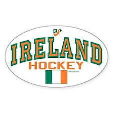 IE Ireland(Eire/Erin)Hockey Decal