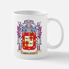 Hinojosa Coat of Arms (Family Crest) Mugs