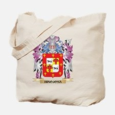 Hinojosa Coat of Arms (Family Crest) Tote Bag