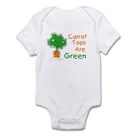 Carrot tops2 Body Suit