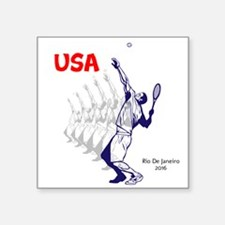 USA Tennis Sticker