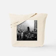 Cute Punk Tote Bag
