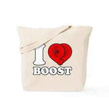 I Heart Boost Tote Bag