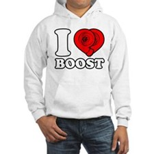 I Heart Boost Jumper Hoody