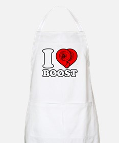 I Heart Boost Apron