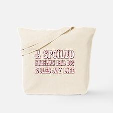 Spoiled Karelian Tote Bag
