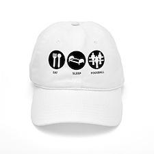 Eat Sleep Foosball Baseball Cap