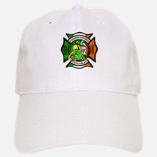 Firefighter-Irish Baseball Baseball Cap