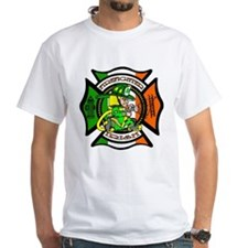 Firefighter-Irish Shirt