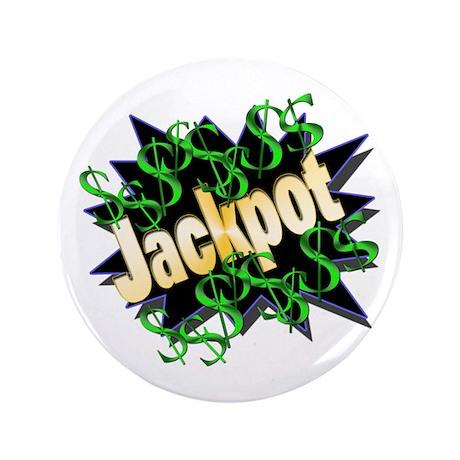 """Jackpot Winner 3.5"""" Button"""