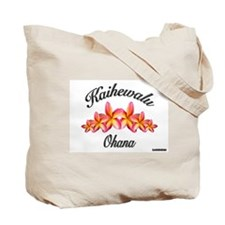 KAIHEWALU OHANA Tote Bag