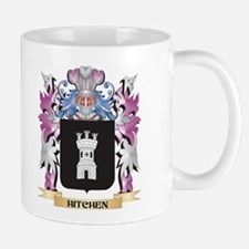 Hitchen Coat of Arms (Family Crest) Mugs