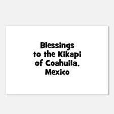 Blessings to the Kikapi of Co Postcards (Package o