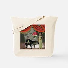 Min Pin Magic Tote Bag