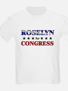 ROSELYN for congress T-Shirt