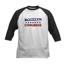 ROSELYN for congress Tee