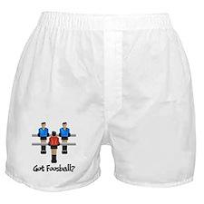 Got Foosball? Boxer Shorts