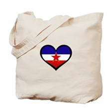 Yugoslavian Love Tote Bag