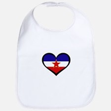 Yugoslavian Love Bib