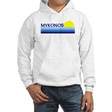 Mykonos, Greece Jumper Hoody