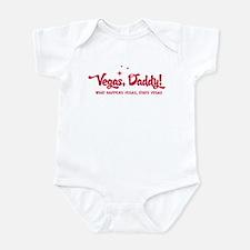 Vegas, Daddy Infant Bodysuit