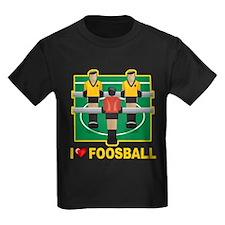I Love Foosball T