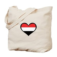 Yemen Love Tote Bag
