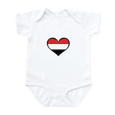 Yemen Love Infant Bodysuit