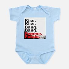 Kiss Kiss Bang Bang Femme Fatale Body Suit