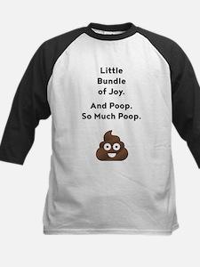 Little Bundle of Joy Kids Baseball Jersey