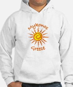 Mykonos, Greece Jumper Hoody