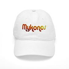 Mykonos, Greece Baseball Cap
