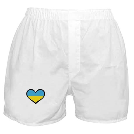 Ukraine Love Boxer Shorts