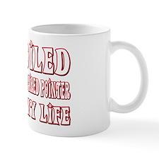 Spoiled Pointer Mug