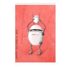 dadBot Postcards (Package of 8)